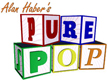 Click on the image to listen to Alan Haber's Pure Pop Radio through players like iTunes