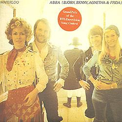 ABBA (Bjorn, Benny, Agnetha & Frida) - Waterloo (1974)