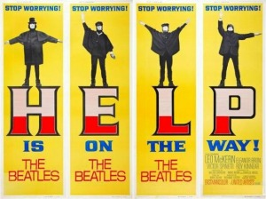 The Beatles in Help!