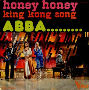 "ABBA's ""Honey, Honey"""