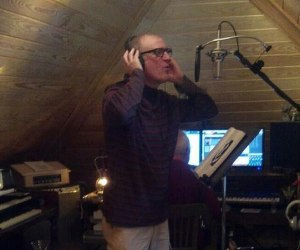 Cool King Chris Makes Magic at the Microphone!