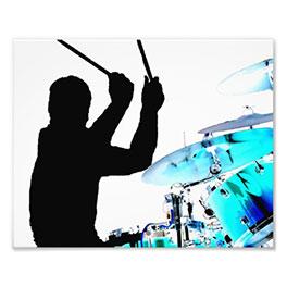 Mystery drummer!