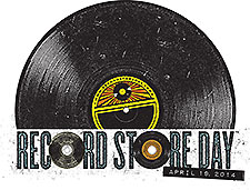 Record Store Day 2014!