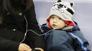 Parent and child are digging the on-the-go listening pleasures of Pure Pop Radio!