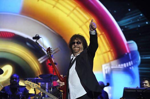 Jeff Lynne's ELO Hyde Park 2014