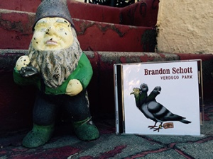 Verdugo Park on CD (Gnome not included)