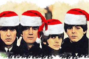 beatles christmas 2014
