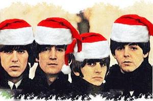 beatles christmas 2014