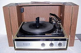 turntable-zenith