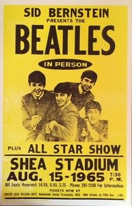 beatles at shea stadium august 15 1965