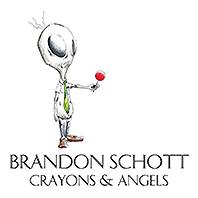 brandon schott crayons and angels