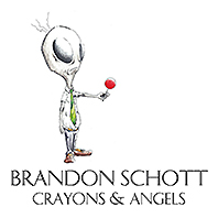 brandon schott crayons and angels