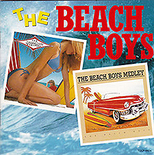 beach boys rarities and medley