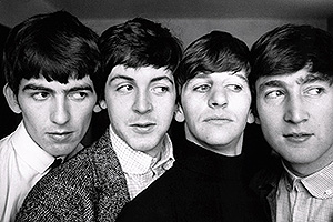 beatles photo