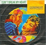 common knowledge picture sleeve