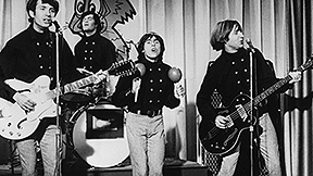 the monkees playing