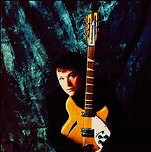 bill lloyd with guitar