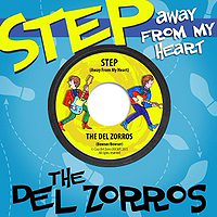 the del zorros step away from my heart
