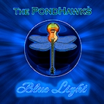 the pondhawks blue light