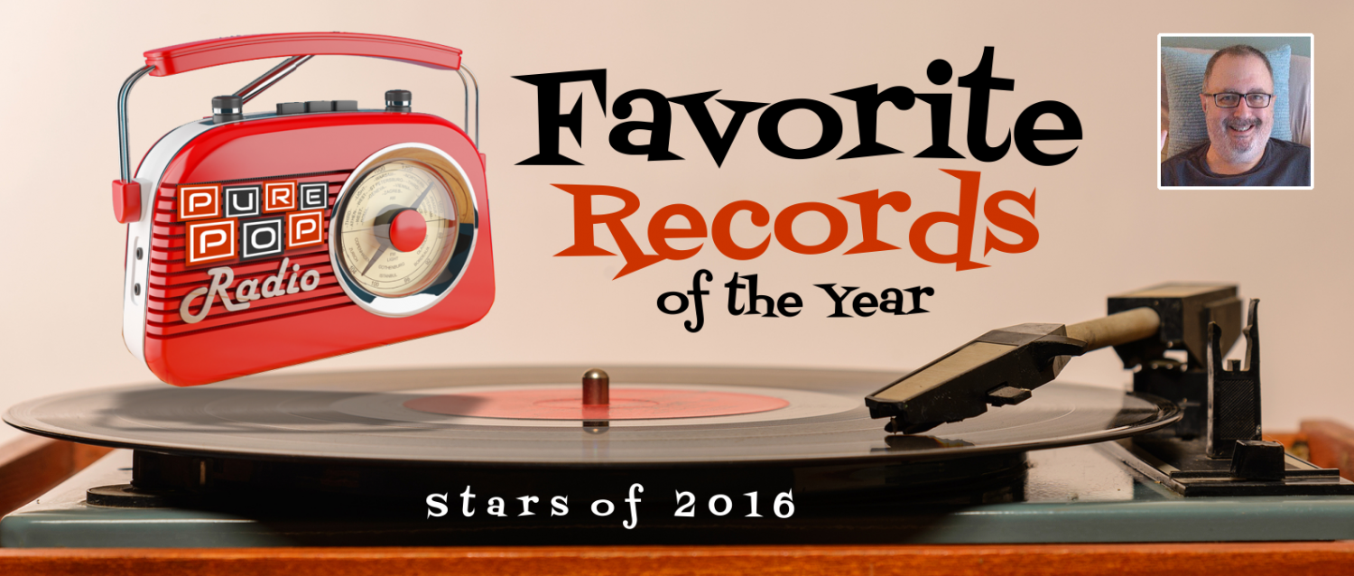 favorite records of the year - stars of 2016