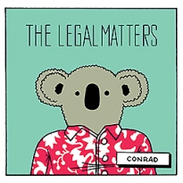 Legal Matters cover conrad