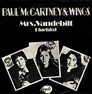 paul mccartney and wings mrs. vandebilt