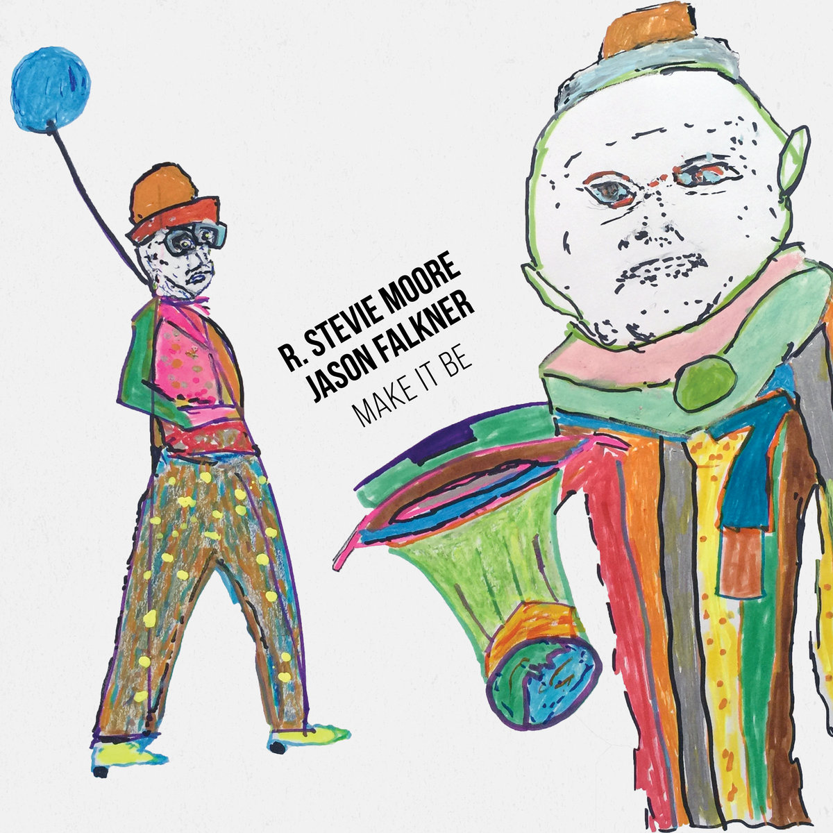 r. stevie moore and jason falkner make it be