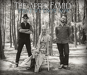 the april family album cover 2017