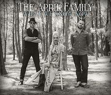 the april family album cover 2017