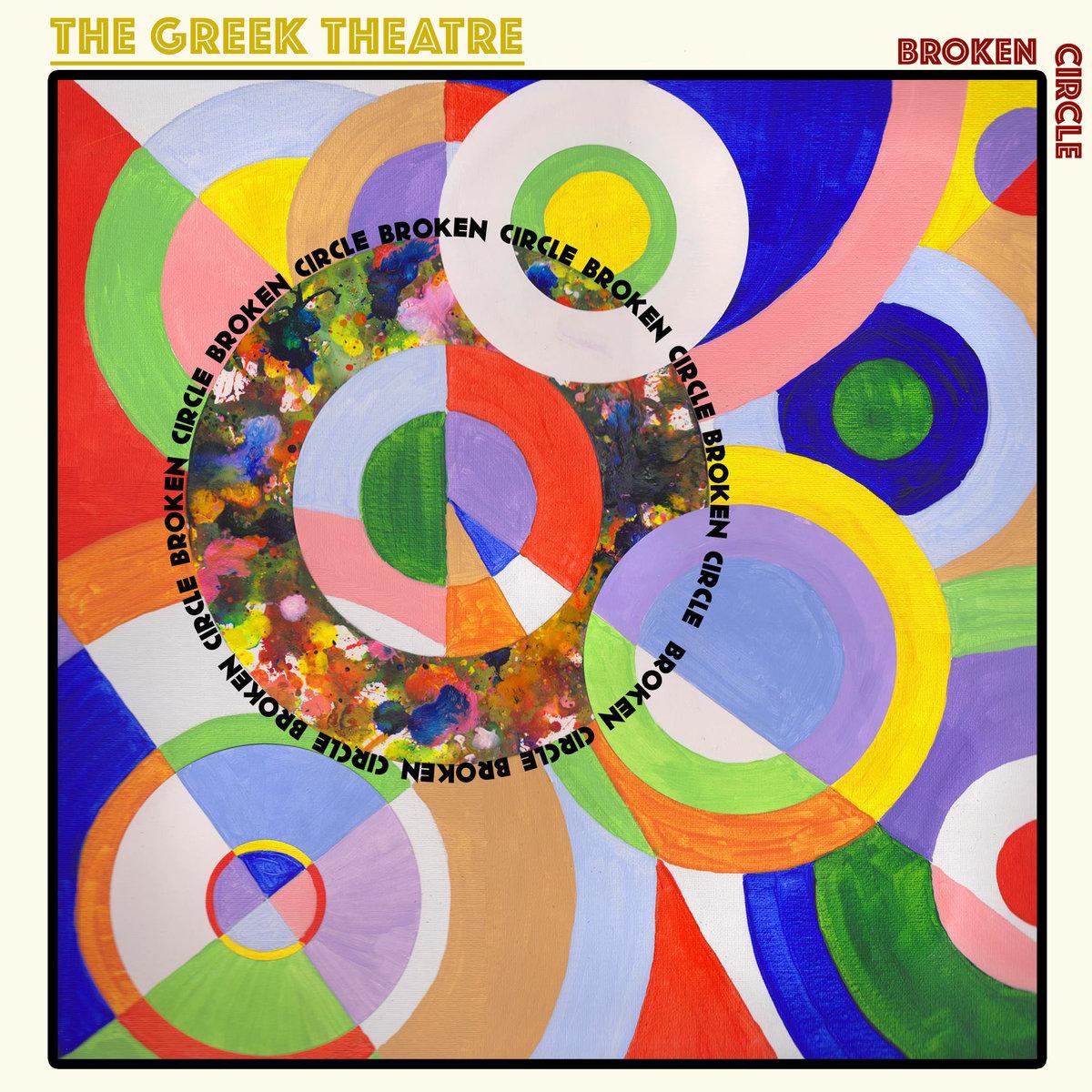 the greek theatre broken circle