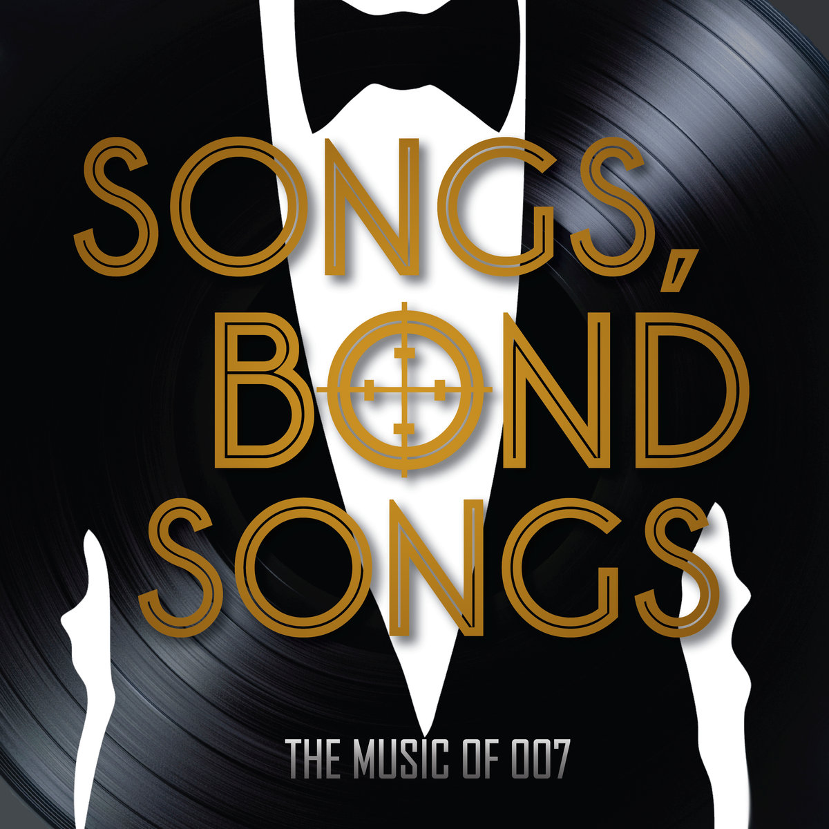 bond james bond cd