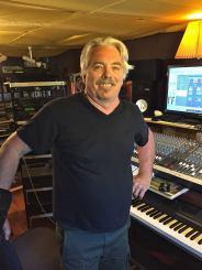 terry draper in studio