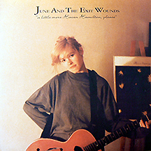 june and the exit wounds vinyl photo