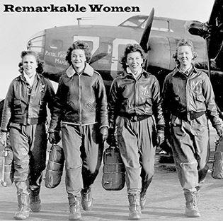 terry draper remarkable women
