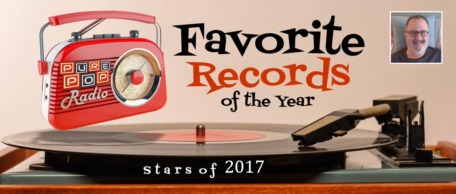 favorite records of the year - stars of 2017- a
