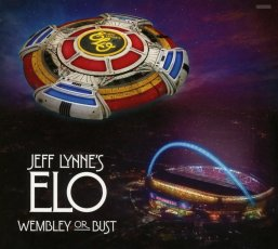 jeff lynne's elo wembley or bust cover