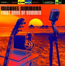 michael simmons album front cover