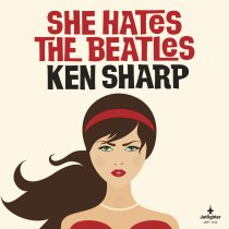 ken sharp she hates the beatles cover