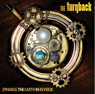 the turnback new album cover august 2018