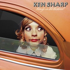 ken sharp beauty in the backseat 2018 cover