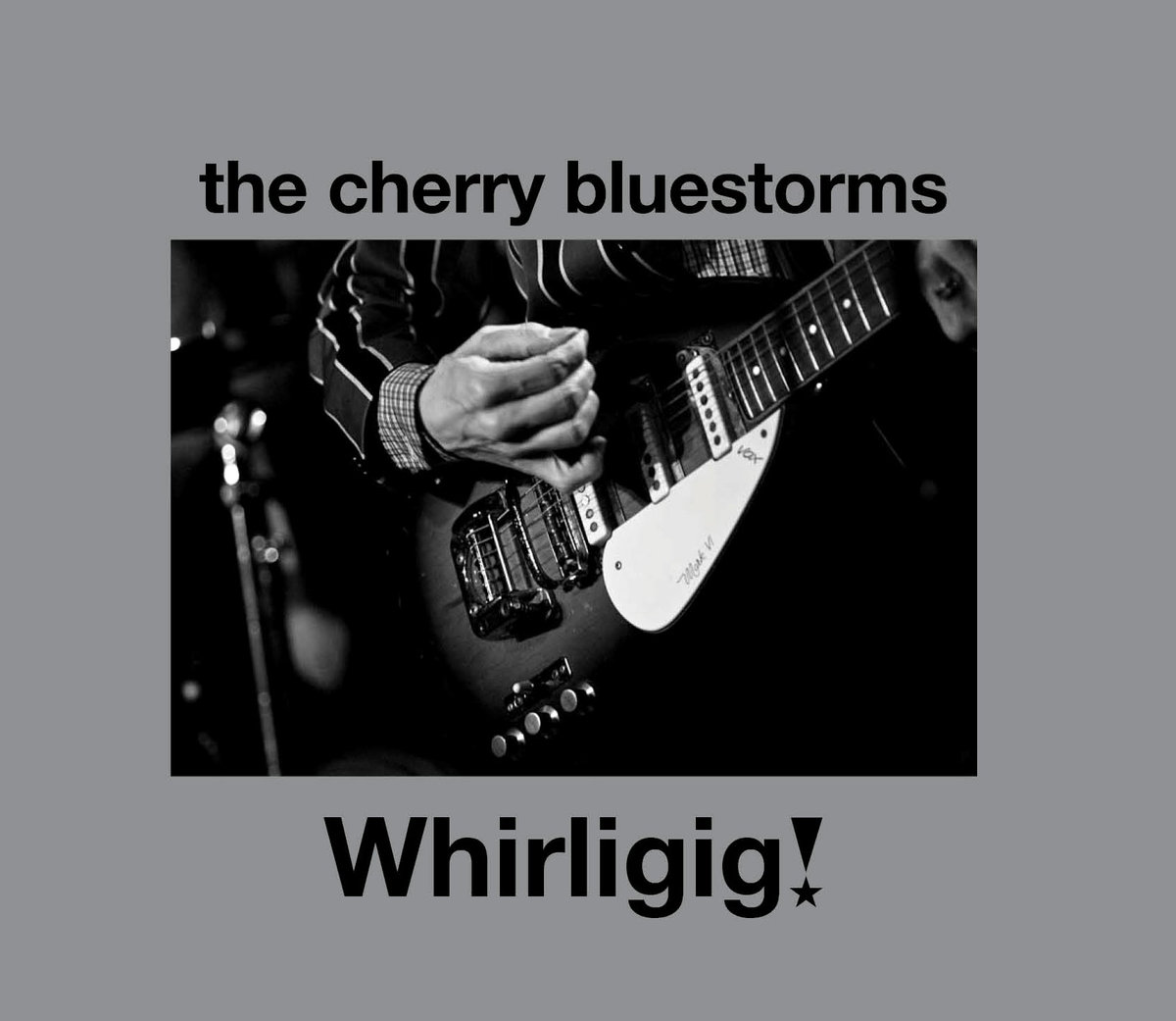 the cherry bluestorms whirligig album cover