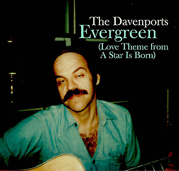 the davenports evergreen paul williams tribute curry cuts cover
