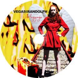vegas with randolph cd artwork legs and luggage