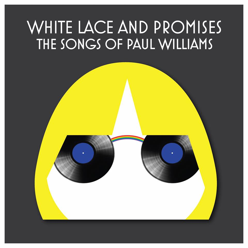 white lace and promises the songs of paul williams - curry cuts - cover 2018